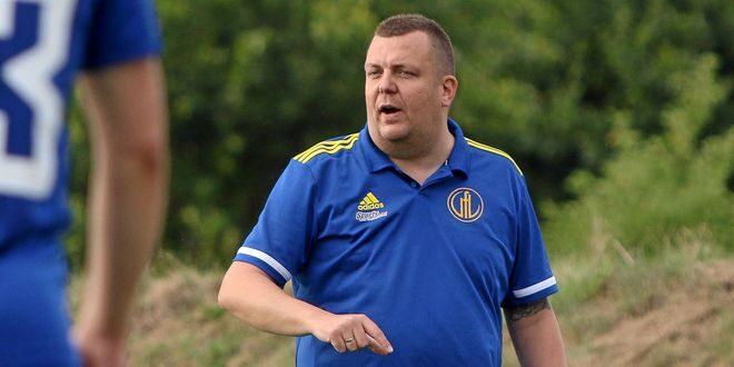 Trainer Matthias Dieterich