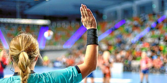 Handballschiedsrichter