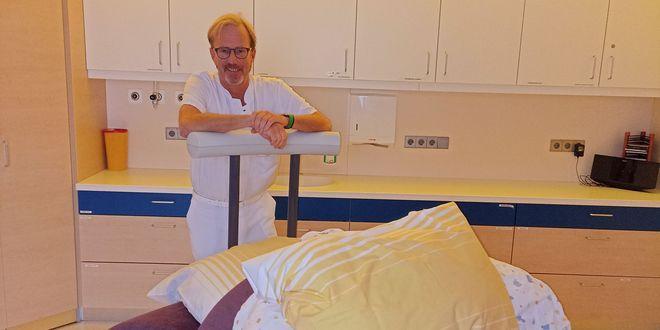 Das Krankenhaus Winsen hat seine Geburtshilfe zur Wohlfühloase umgebaut. Das Team um Chefarzt Johannes Klemm rechnet deshalb in diesem Jahr mit einem neuen Geburten-Rekord. (Foto: tm)